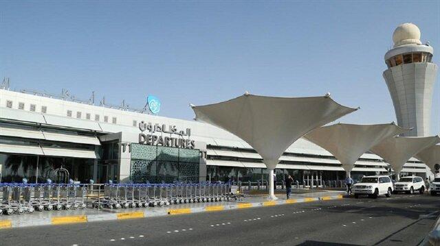 Husiler 'Abu Dabi Havalimanı'na saldırdı