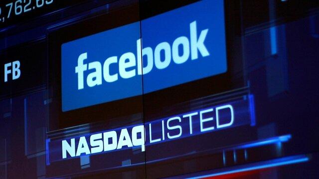 Facebook hisseleri ABD'de hızla değer kaybetti, düşüş oranı bir ara yüzde 23'ü buldu.