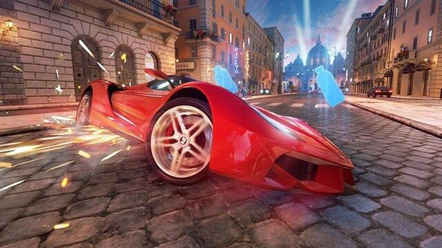 Asphalt 9: Legends iOS ve Android için yayınlandı! İndirmek