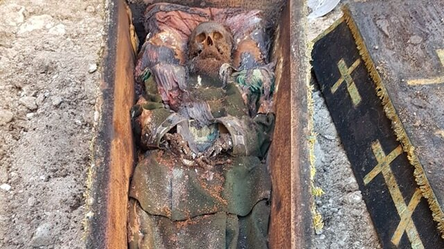 Geçtiğimiz yıl Ardahan'da işgalci Rus subayının çürümemiş cesedi bulunmuştu.