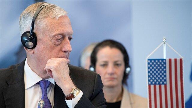 ABD Savunma Bakan Mattis Trk Amerikan Ilikileri Ve Askeri