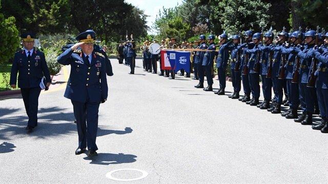 Genelkurmay Başkanı Güler'den Ege Ordu Komutanlığına ziyaret