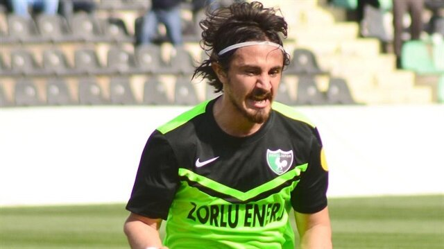 Recep Niyaz, daha önce de Denizlispor'da forma giymişti.