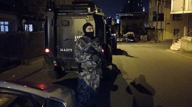 'Gri liste'de yer alan DHKP/C'li tutuklandı