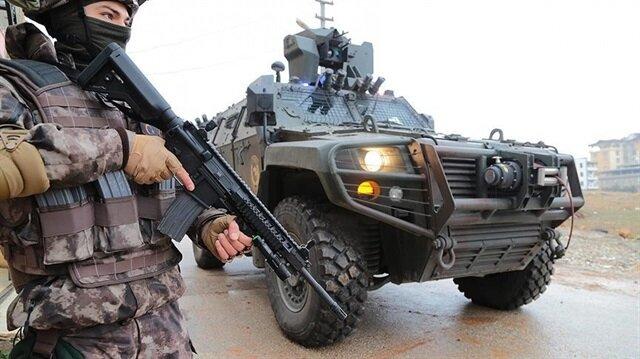 Saldırının ardından bölgeye güvenlik güçleri sevk edildi.