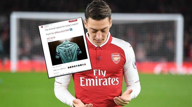 Mesut Özil, Arsenal formasıyla çıktığı 196 resmi maçta 37 gol attı 71 de asist yapma başarısı gösterdi.