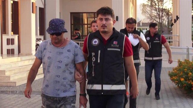 Kaçak yollarla yurtdışına çıkmak isteyen FETÖ mensupları güvenlik güçlerinin operasyonuyla yakalandı. Arşiv.
