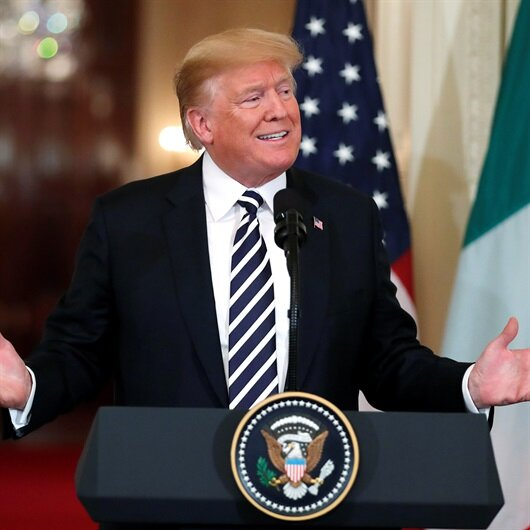 Trump İran'ı müzakereye çağırdı