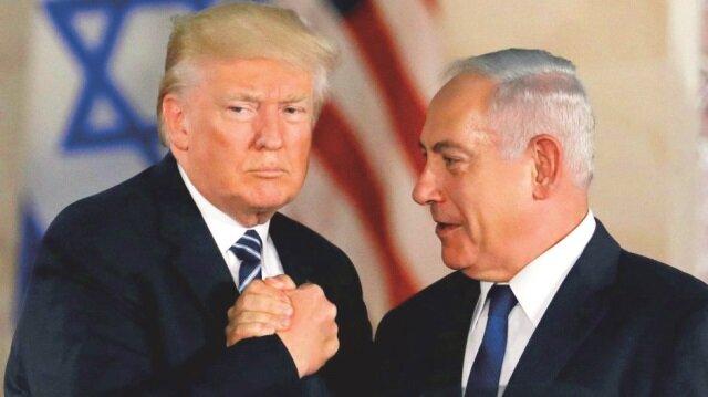 ABD Başkanı Trump, 'yüzyılın anlaşması' diyerek Filistin'de asırlık işgale hazırlanıyor.