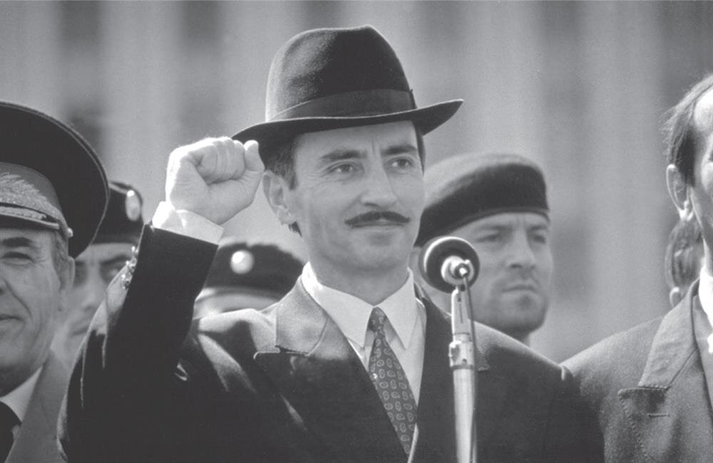 Çeçenistan bağımsızlık hareketinin lideri, Çeçenistan cumhurbaşkanlığı yapmış olan Cahar Dudayev.