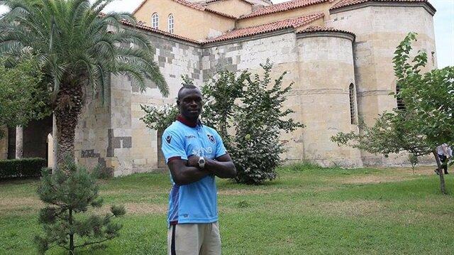 Toure: Müslüman bir ülkeye geldiğim için mutluyum