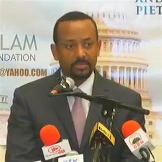 Etiyopya Başbakanı'ndan tarihi konuşma