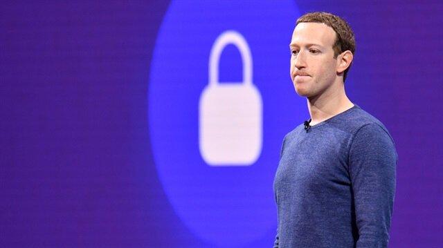 Mark Zuckerberg'in davalar ile başı dertte.