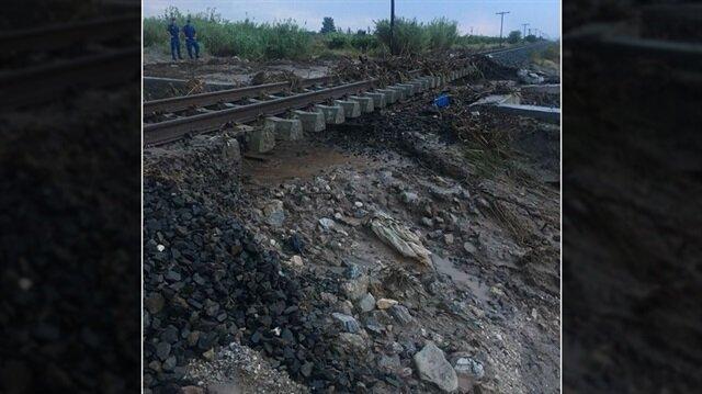 Tekirdağ'daki tren faciasının bir benzerini makinist önledi