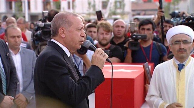 Cumhurbaşkanı Erdoğan: İdamı onaylarım