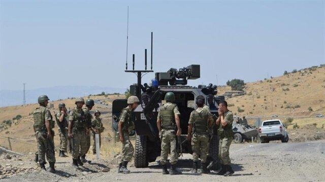 Şırnak'ta askeri üsse saldırı