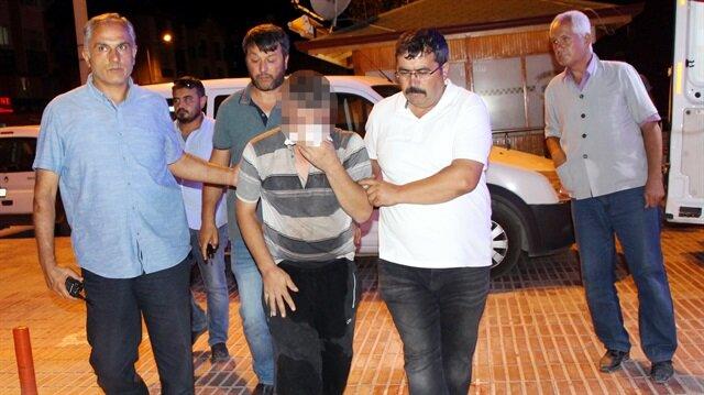 Burdur'da cinsel tacizci linç edilmek istendi