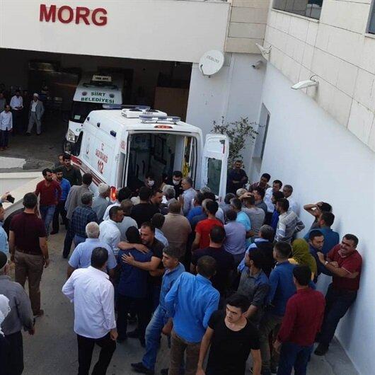 Siirt'te elektrik akımına kapılan 2 korucu yaşamını yitirdi