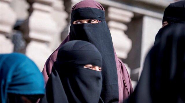 Danimarka'da burka ve peçe yasağı yürürlüğe girdi
