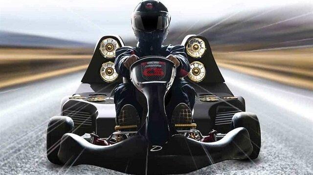 Dünyanın en hızlı go-kart aracı Daymak C5 Blast ile tanışın