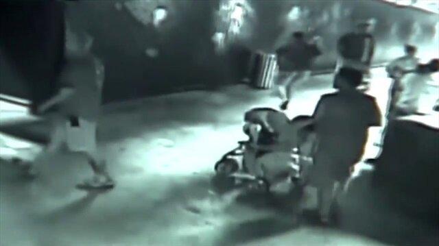 Pes dedirten olay: Bebek arabasıyla köpek balığı çaldılar