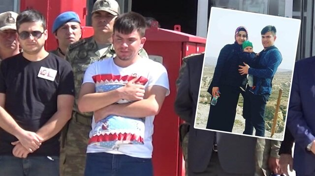 Türkiyeyi yasa boğdu: Şehit bebeğinin yastığını bir an olsun bırakmadı