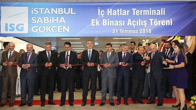 Sabiha Gokcen's 41 million capacity