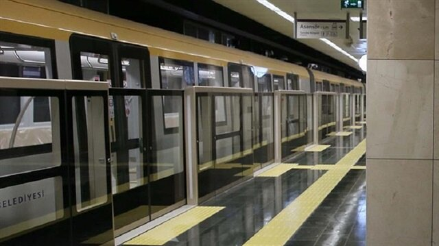 The metro of Üsküdar-Ümraniye-Kekmeköy will take effect tomorrow