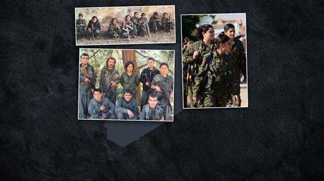 YPG acımasızlığı: Çocukları kaçırıp zorla savaştırıyor