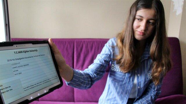 LGS sonucunda 'engelli' gösterilen öğrenci şoke oldu