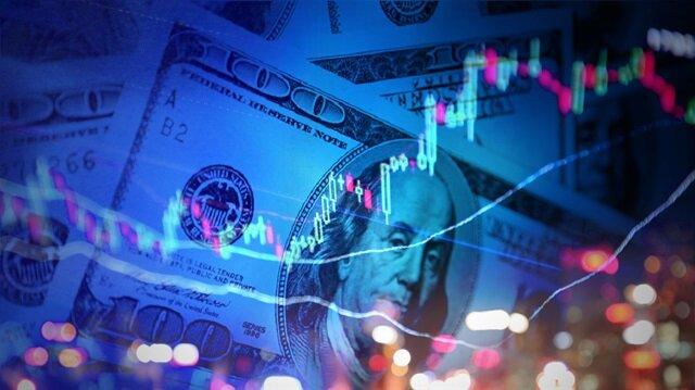 Beklentilerin altında gelince dolar düşüşe geçti