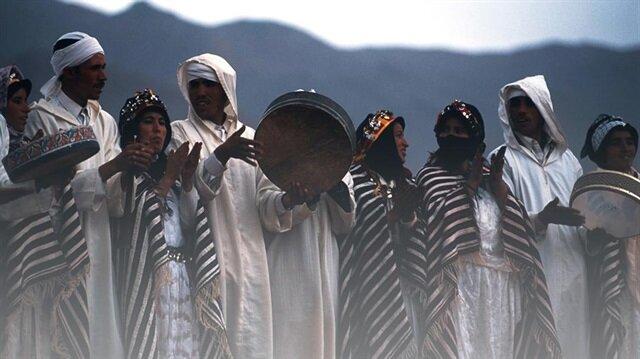 Berberiler günümüzde Fas, Cezayir ve Tunus'ta dağılmış olarak yaşıyor. Sahra'nın orta kuşağında da ciddi bir Berberi nüfus bulunuyor.