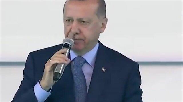Başkan Erdoğan: ABD'li 2 bakanın mal varlıklarını donduracağız