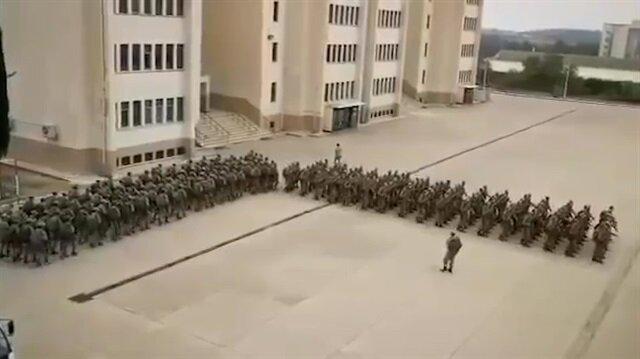 Komandolardan paylaşım rekoru kıran marş 'Birileri var'