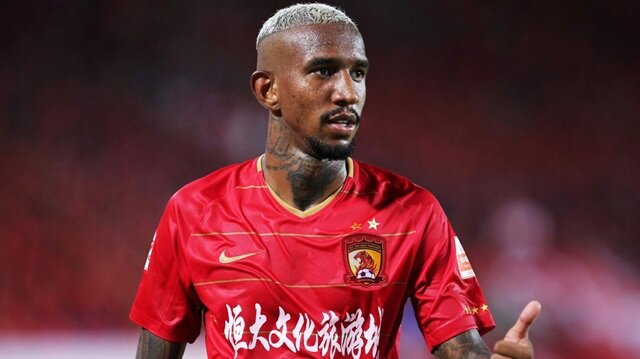 Anderson Talisca Çin'de golcülüğünü konuşturuyor
