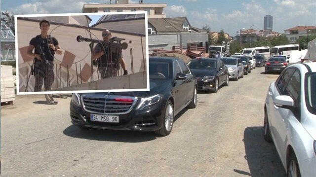 Başkan Erdoğan savunma füzesi ile ilgili görsel sonucu