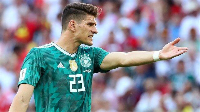 Mario Gomez Almanya Milli Takımı'nı bıraktı