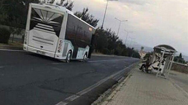 Bingöl2de engelli bir yolcuyu almayan belediye otobüsünün şoförü tepkilere neden olmuştu.