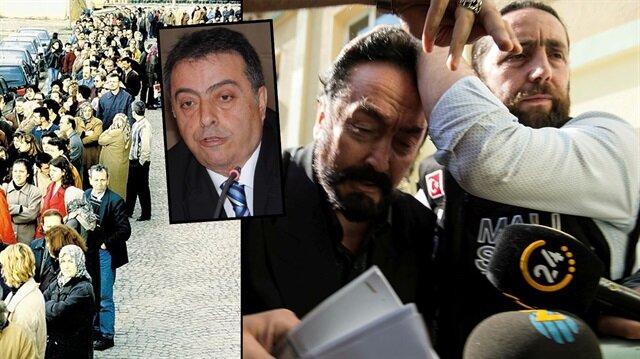 Osman Durmuş: Oktar grubu beni tehdit etti