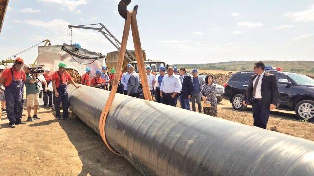 Türkiye doğalgaz ihraç edecek