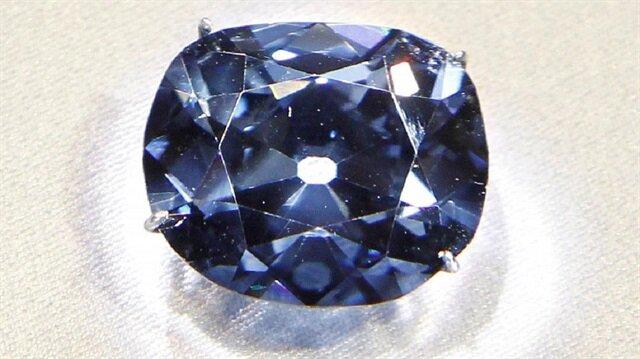 Mavi elmasların sırrı çözüldü