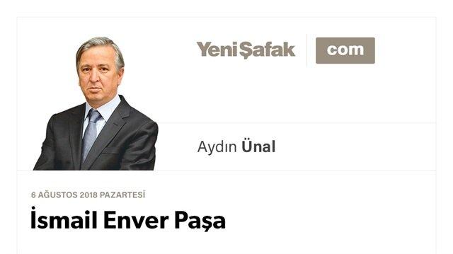 İsmail Enver Paşa