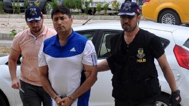 FETÖ'den yargılanan eski Trabzon 4. Motorlu Piyade Tugay Komutan Vekili kurmay albay Bahadır Dalgıç.