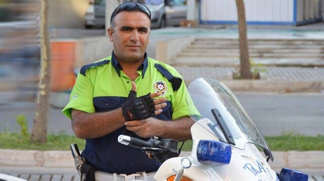 Şehit polis memuru Fethi Sekin