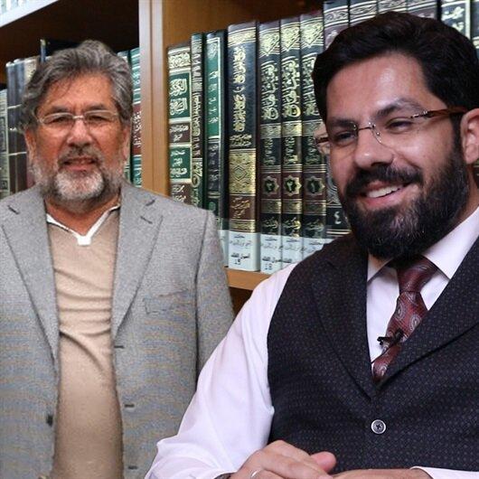 18 bin ciltlik kütüphane sahibi Nureddin Hoca