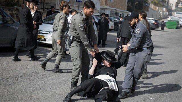Ortodoks Yahudileri askerliğe direniyor
