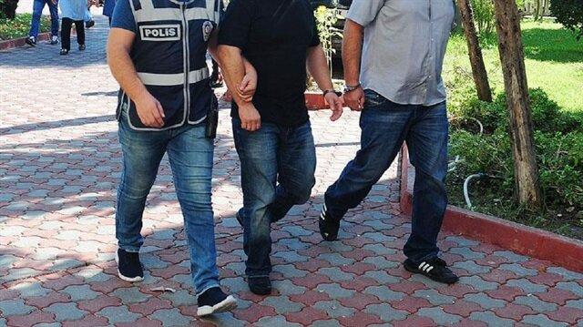 Suriye sınırında yakalanan 3 PYD'li terörist tutuklandı