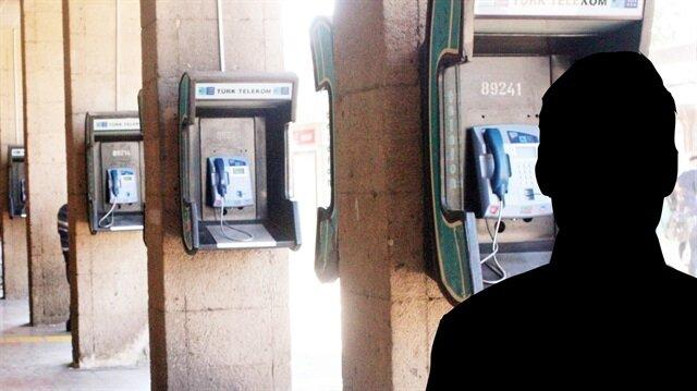 'Tembel imamlar'ın ele verdiği gizli hat: Ankesörlü telefonlar
