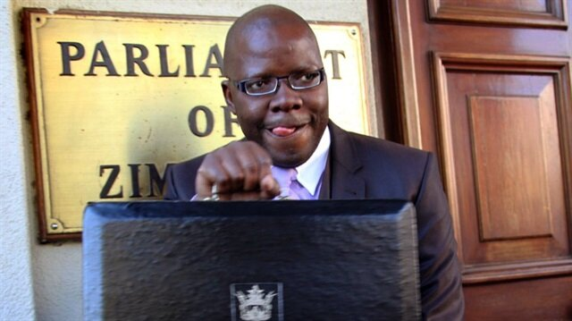 Zimbabveli muhalif lider ve eski bakan Tendai Biti