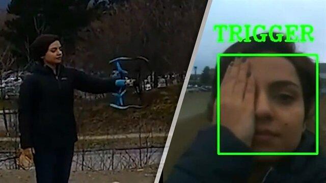 Bu drone yapay zeka kullanıyor